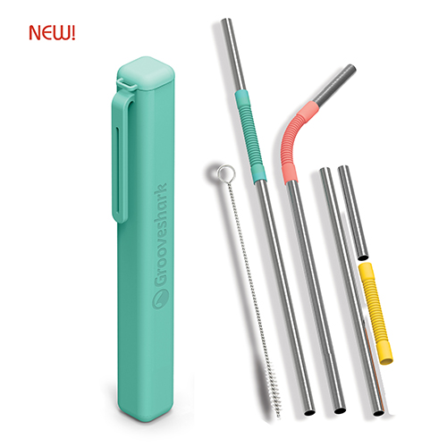 ASOBU REUSABLE STRAWS PS2