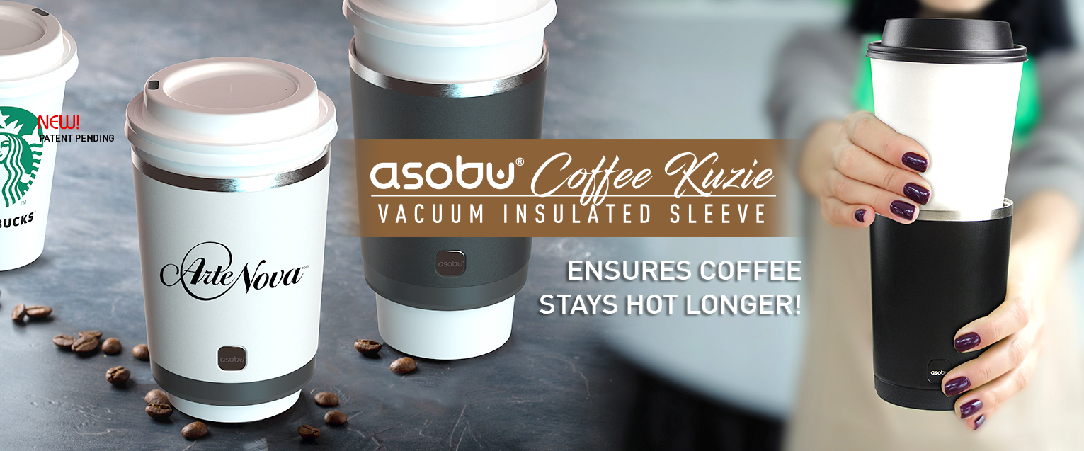 Asobu Coffee Kuzie