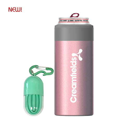 ASOBU® INSULATED SLIM CAN KUZIE - FC3G